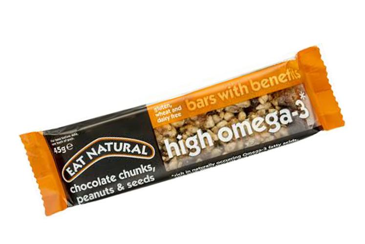 BARRE EAT NATURAL RICHE EN OMEGA 3