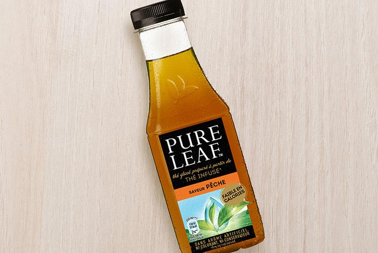 PURE LEAF THE PECHE 50CL