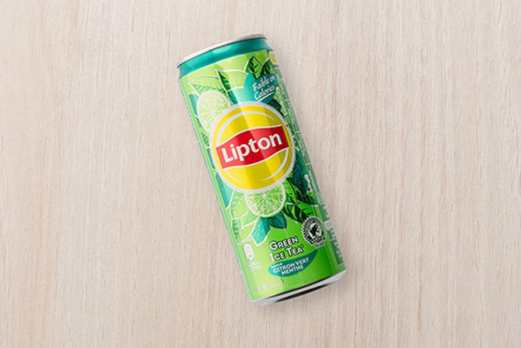 LIPTON ICE TEA GREEN MENTHE 33CL