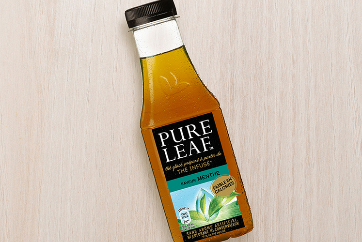 PURE LEAF THE MENTHE 50CL