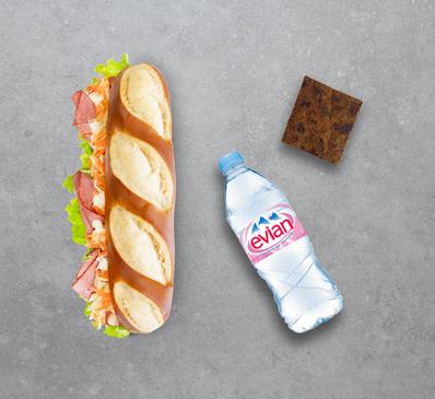 LE MENU SANDWICH