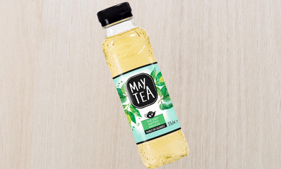 MAY TEA MENTHE 33CL