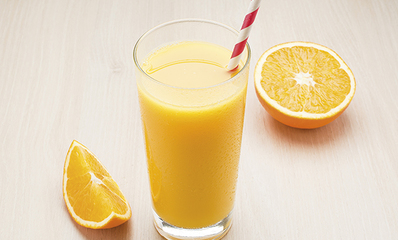 JUS D'ORANGE FRAIS 35CL
