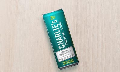 CHARLIE'S CITRON VERT MENTHE 25CL