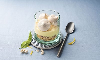 VERRINE CITRON MERINGUE