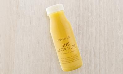 JUS D'ORANGE PRESSE 25CL