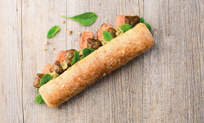 VEGETARIEN COFFRET SANDWICH HIVER 2020