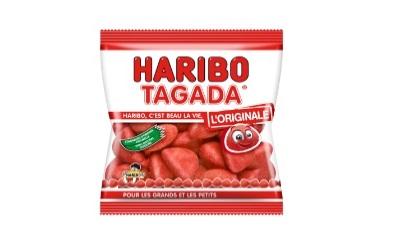 FRAISES TAGADA HARIBO 30G