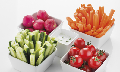 ASSORTIMENT DE CRUDITES