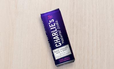 CHARLIE'S CASSIS ACAI MENTHE 25CL