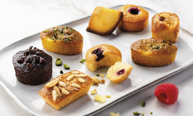 ASSORTIMENT DE MINI FINANCIERS