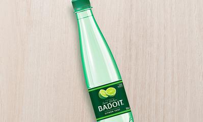 BADOIT CITRON VERT 50CL